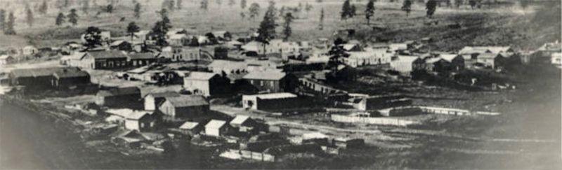 Elizabethtown, New Mexico 1868.
