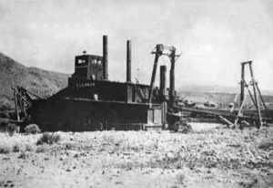 Eleanor Dredge in Elizabethtown, New Mexico