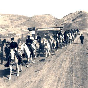 Fort Yellowstone Cavalry 1903