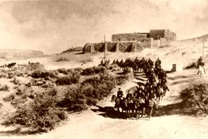 Fort Bowie, Arizona Cavalry