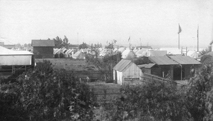 Fort Drum Barracks, California, 1889