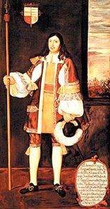 Governor Diego de Vargas