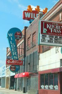 Downtown Joplin, Missouri by Kathy Weiser-Alexander.