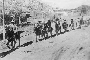 Mexican Cavalry