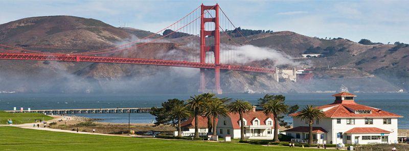 San Francisco Presidio, California