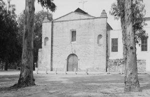 San Gabriel Mission, California