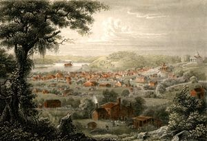 St. Joseph, Missouri in 1852.