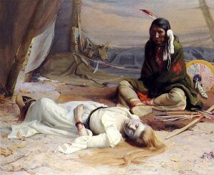 The Captive, by Irving Couse, 1891.