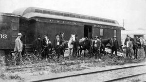 Union Pacific Rangers