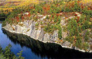 Voyageurs National Park, Minnesota courtesy Wikipedia
