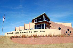 Washita Battlefield National Historic Site, Oklahoma by Kathy Weiser-Alexander.