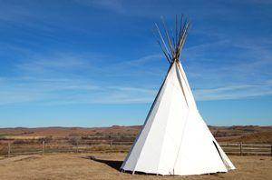 Washita Battlefield, Oklahoma today by Kathy Weiser-Alexander.