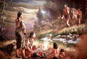 Native Americans at Yellowstone