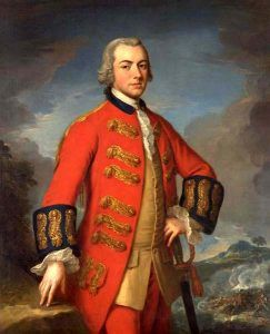 British General Henry Clinton