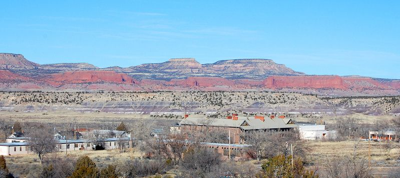 Fort Wingate, New Mexico – Reining in the Navajo – Legends