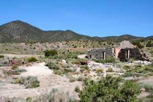 Ruins in Frisco, Utah courtesy Wikipedia.