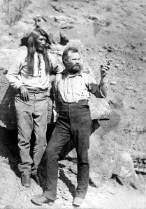 John Wesley Powell and Indian