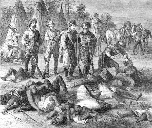 Marias Massacre, Montana