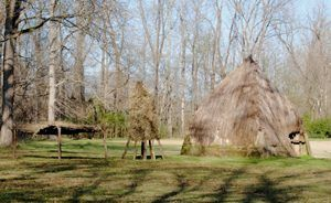 Grand Village of the Natchez, Mississippi