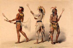 Natchez Ball Players
