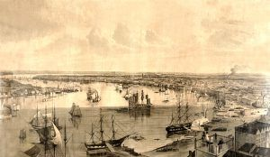 New Orleans, Louisiana 1852
