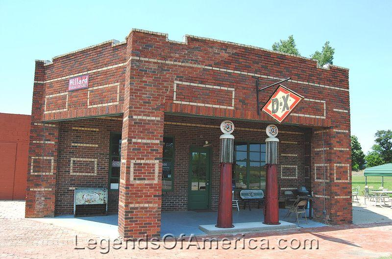 Seaba Station Oklahoma