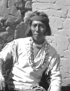 Awa Tsireh, Pueblo Indian Artist