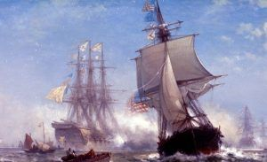 First Continental Navy
