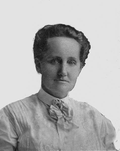 Ella Wilson, Hunnewell, Kansas 1911