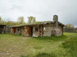 Fort Bridger Trading Post tdoay by Carol Highsmith.
