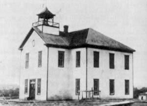 Hydro, Oklahoma School, 1901