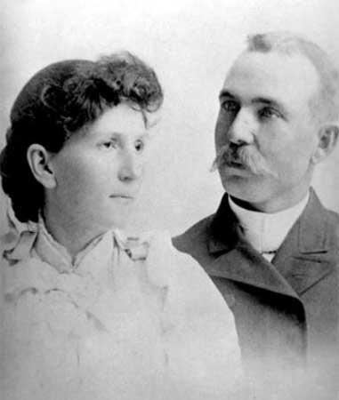 Ira and Imogene Boyce Aten