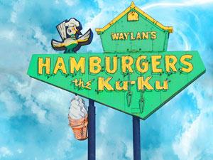 Waylan's Burgers in Miami, Oklahoma