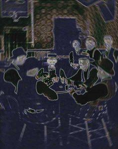 Phantom Poker Game