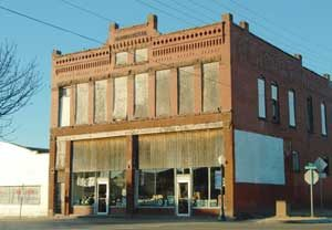 Stroud, Oklahoma Trading Company by Kathy Weiser-Alexander.