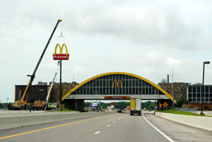 Old McDonalds in Vinita, Oklahoma.