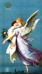 Angel of Peace, B. T. Babbitt, 1901.