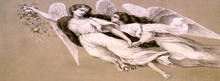 Angels by R.P. Studley & Co., 1869