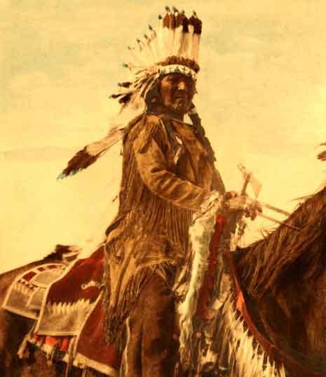 Arapaho Warrior