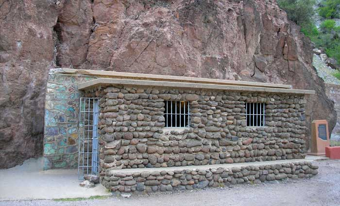 Clifton, AZ - Historic Jail