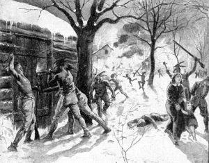 Deerfield, Massachusetts Raid, 1704