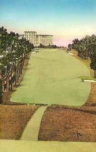 Forrest Hills Hotel and Golf Course, Augusta, Georgia