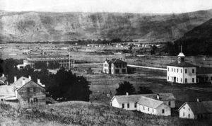 Fort Lapwai, Idaho 1917