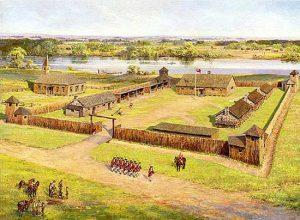 Fort Augusta, Georgia