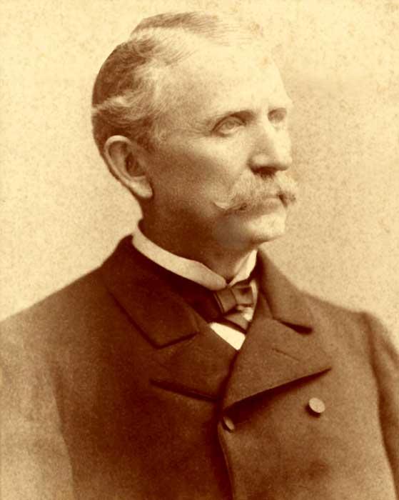 James B. Hume