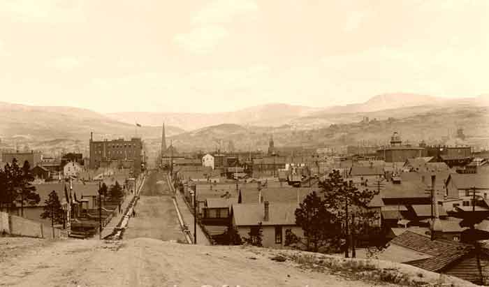 Leadville, CO 1901