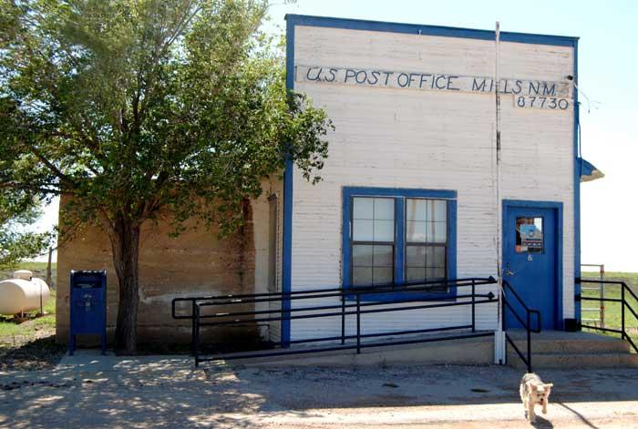 Mills Post Office 2013