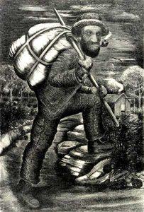 Pack Peddler by Merritt Mauzey