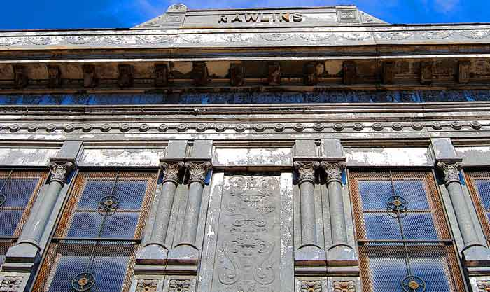 Rawlins Building, Las Vegas New Mexico