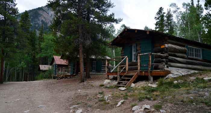 Rockdale - Crescent Mining Camp, CO